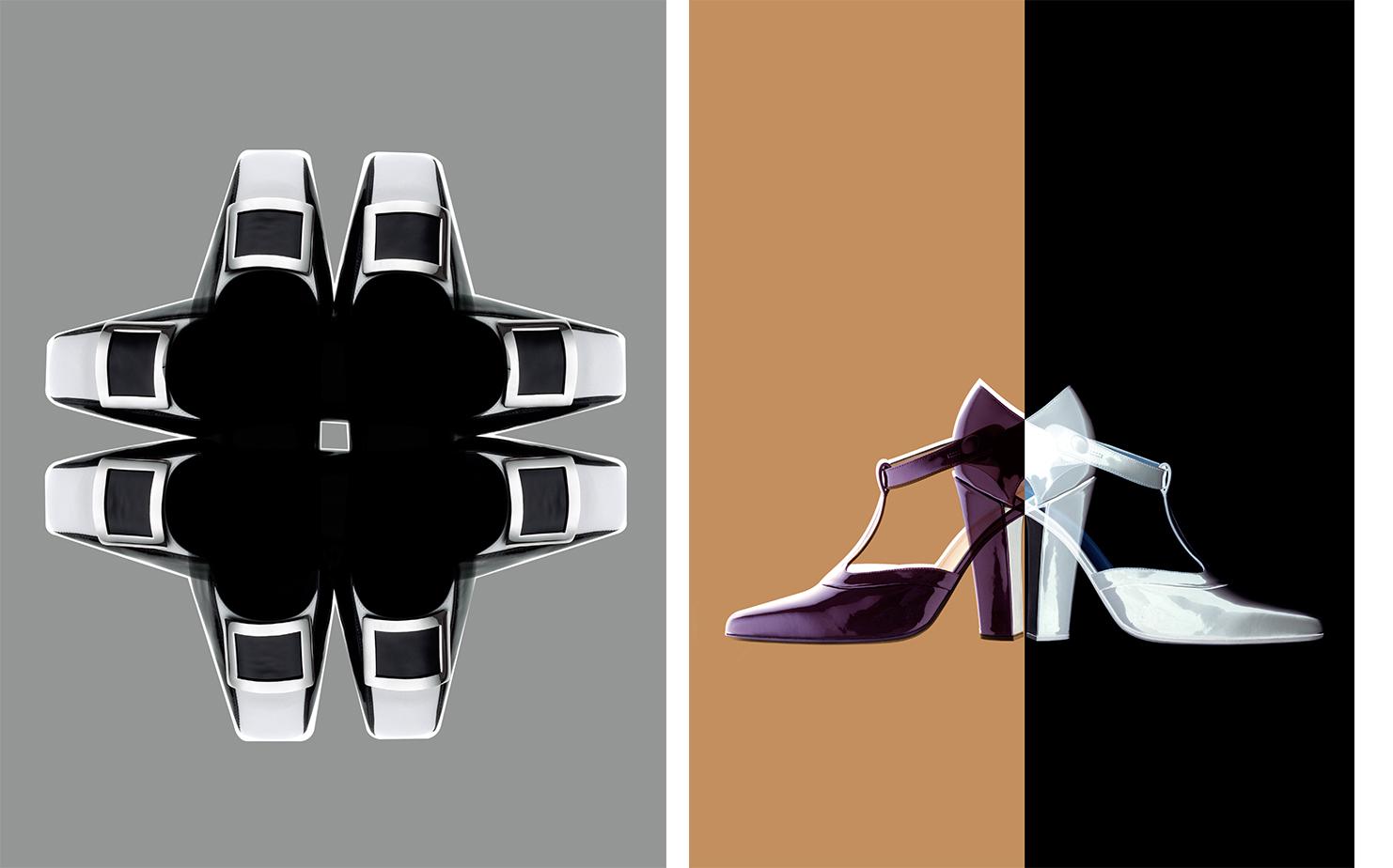 Harper's Bazaar   SQUARE FEET   FASHION EDITOR Elissa Santisi CREATIVE DIRECTOR Fabien Baron