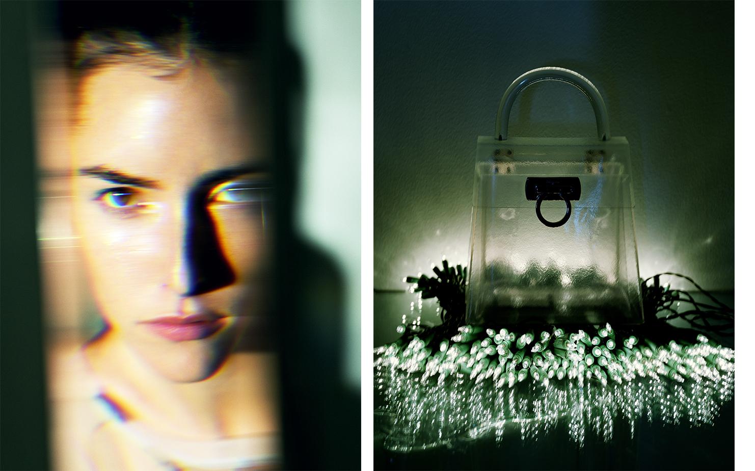 Harper's Bazaar   ENLIGHTENED   FASHION EDITOR Elissa Santisi CREATIVE DIRECTOR Fabien Baron