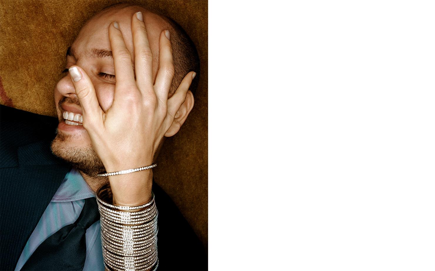 Harper's Bazaar   ROCK PARTY   FASHION EDITOR Elissa Santisi CREATIVE DIRECTOR Fabien Baron