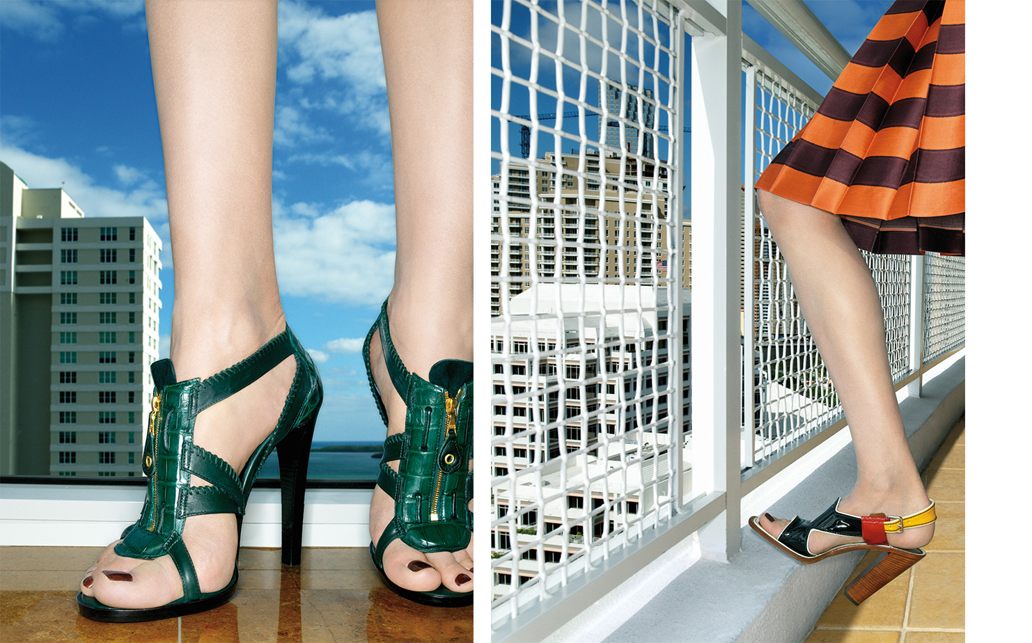 Vogue SKY HIGH   FASHION EDITOR Elissa Santisi PHOTO DIRECTOR Ivan Shaw