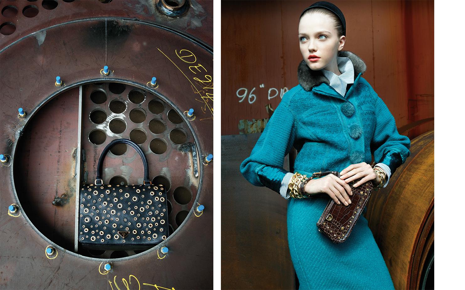 Vogue UNPUBLISHED   FASHION EDITOR Elissa Santisi MODEL Vlada Roslyakova