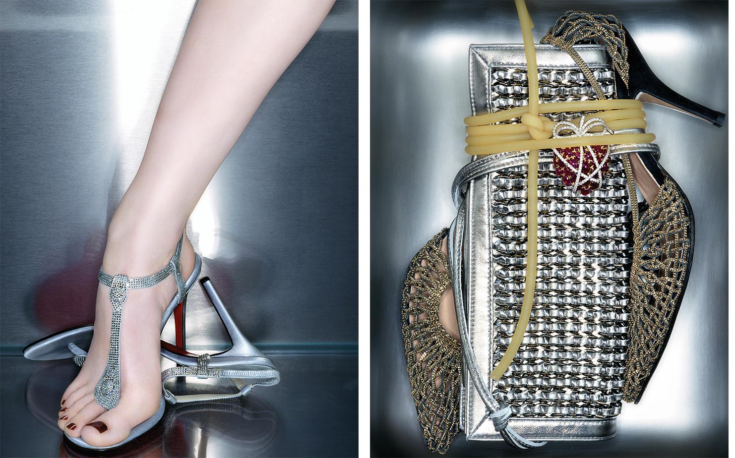 Vogue QUICK SILVER   FASHION EDITOR Elissa Santisi SET DESIGN Chad Dziewior