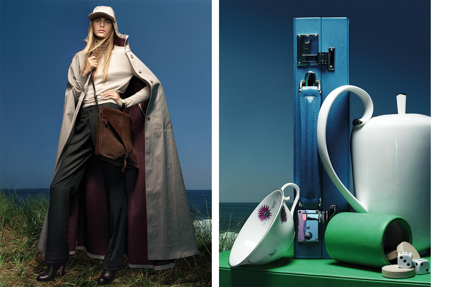 Vogue RULE, BRITANNIA   FASHION EDITOR Elissa Santisi PHOTO DIRECTOR Ivan Shaw
