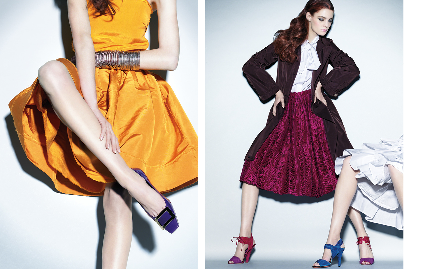 Vogue UNPUBLISHED   FASHION EDITOR Elissa Santisi MODEL Marina Perez