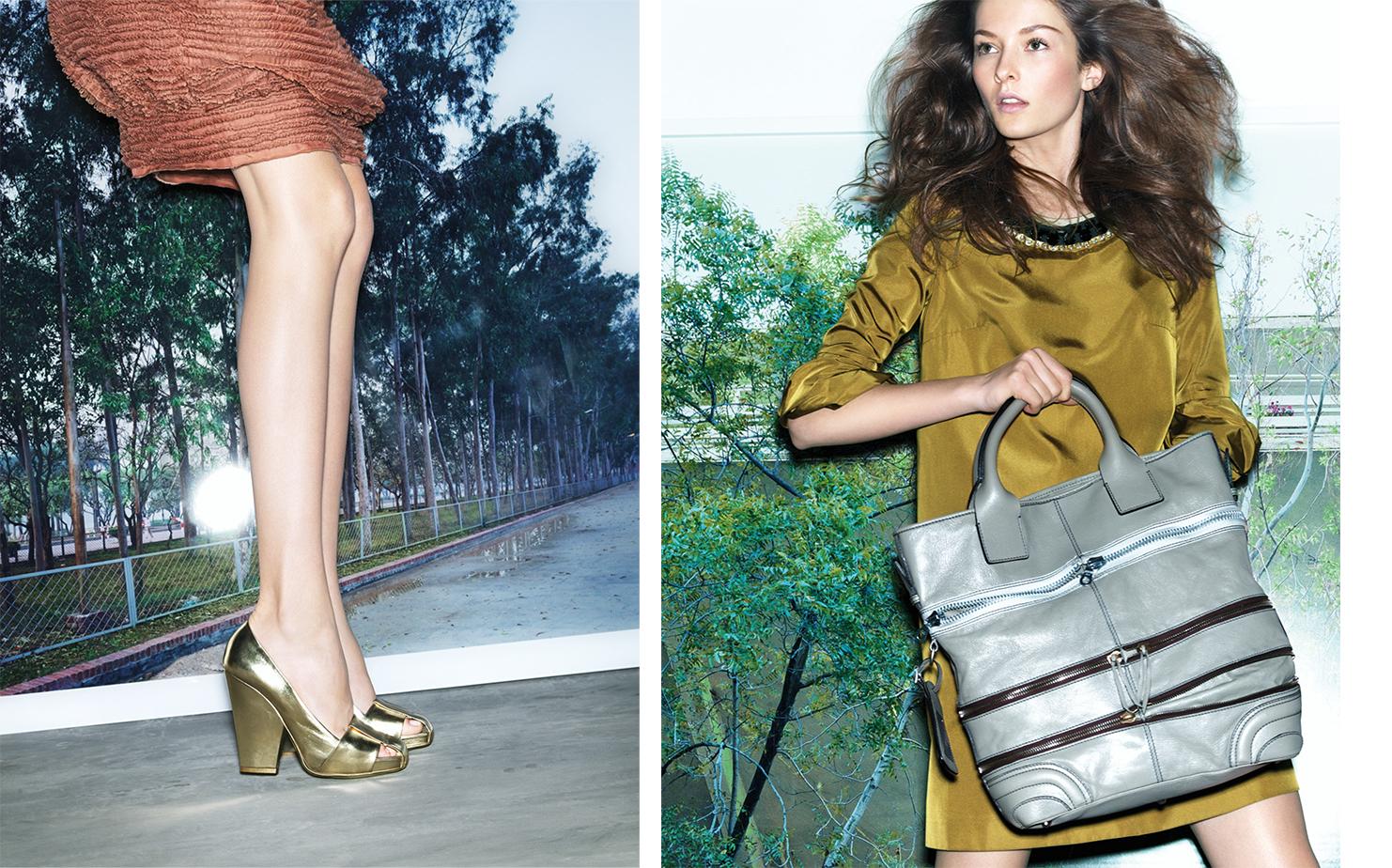 Vogue SUPER SIZE ME   FASHION EDITOR Elissa Santisi MODEL Solange