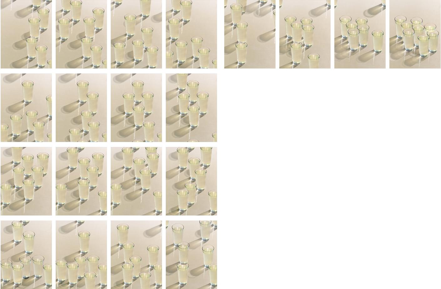 4586 Lemon Juice #17-32 4586 Lemon Juice #33-36  Pigment Print 13.50 x 18.00 inch Image Size 17.00 x 22.00 inch Paper Size 2 EDP / 3 AP