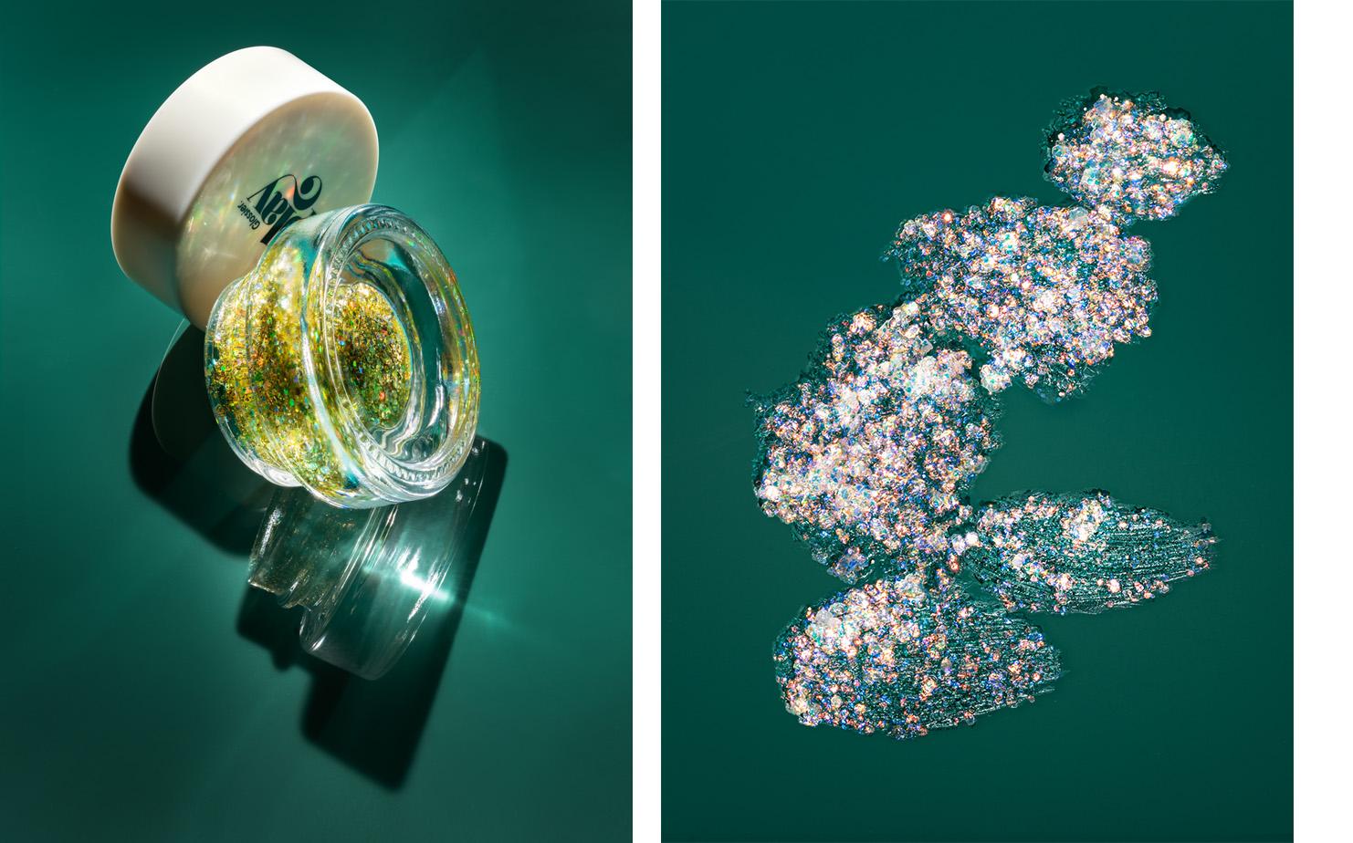 Glitter Gelée   CREATIVE DIRECTOR Marie Suter