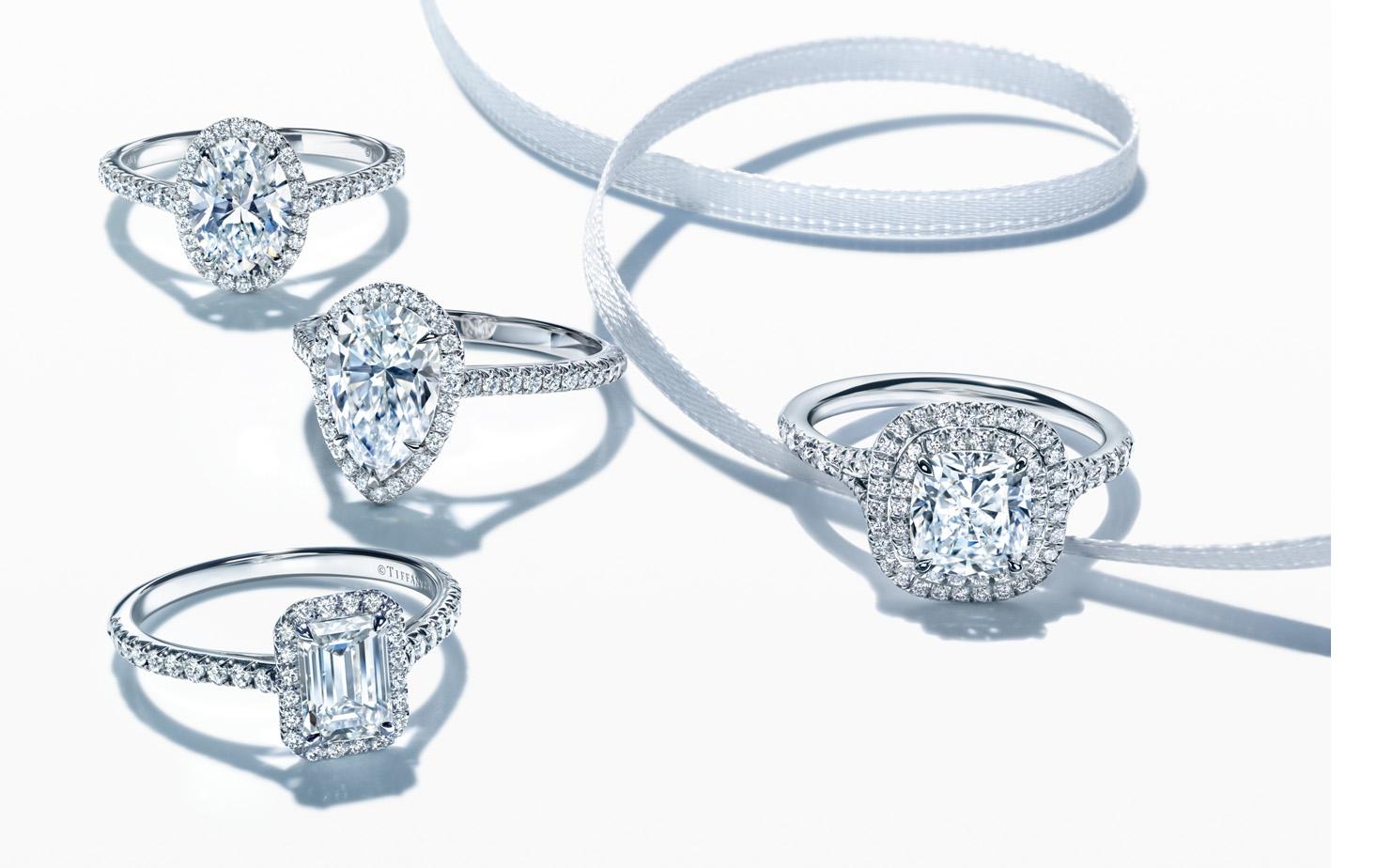Tiffany Engagement   CREATIVE DIRECTOR Peter Koblish