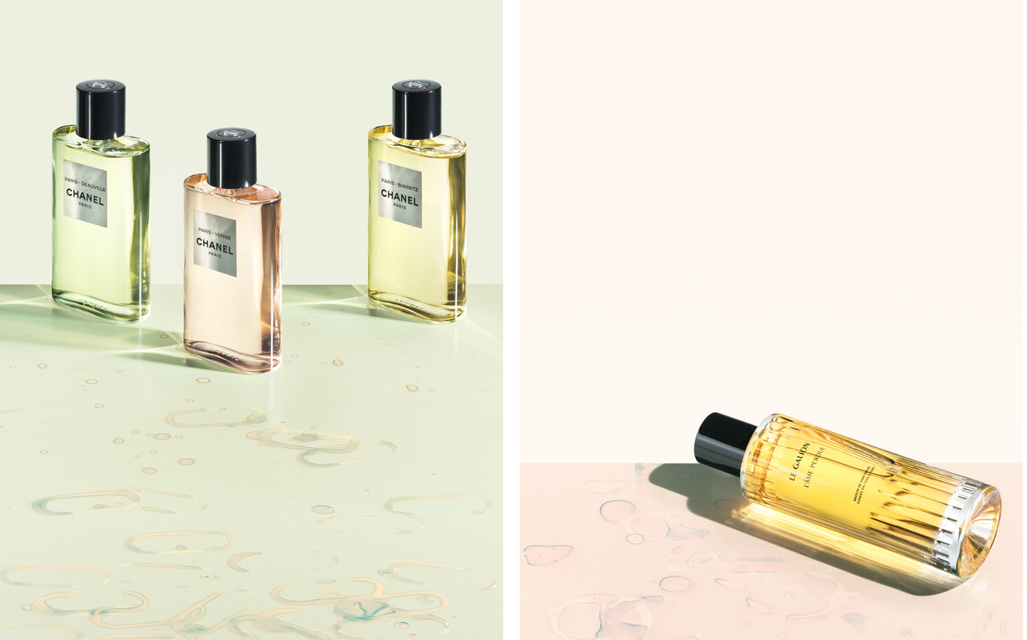 Numéro Tokyo November 2018: Fragrances   BEAUTY EDITOR Hisako Yamazaki
