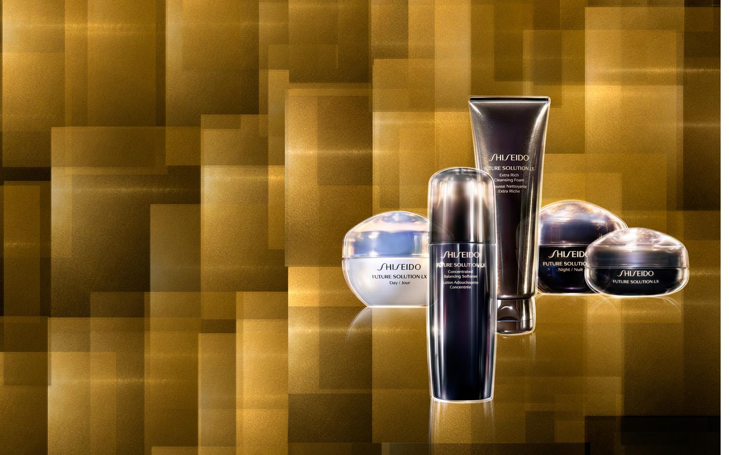 Shiseido   CREATIVE DIRECTOR Ruba Abu-Nimah
