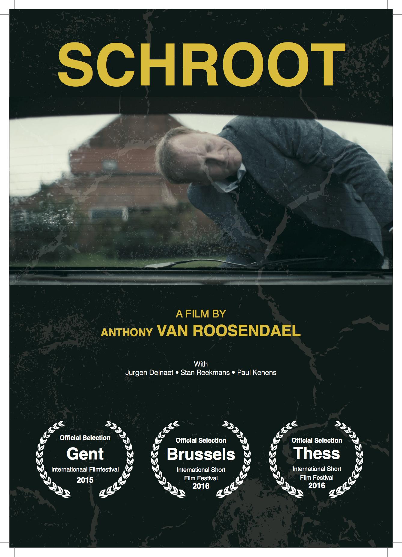 SCHROOT de Anthony Van Roosendael sera sur les écrans suisses, sur la SRF !