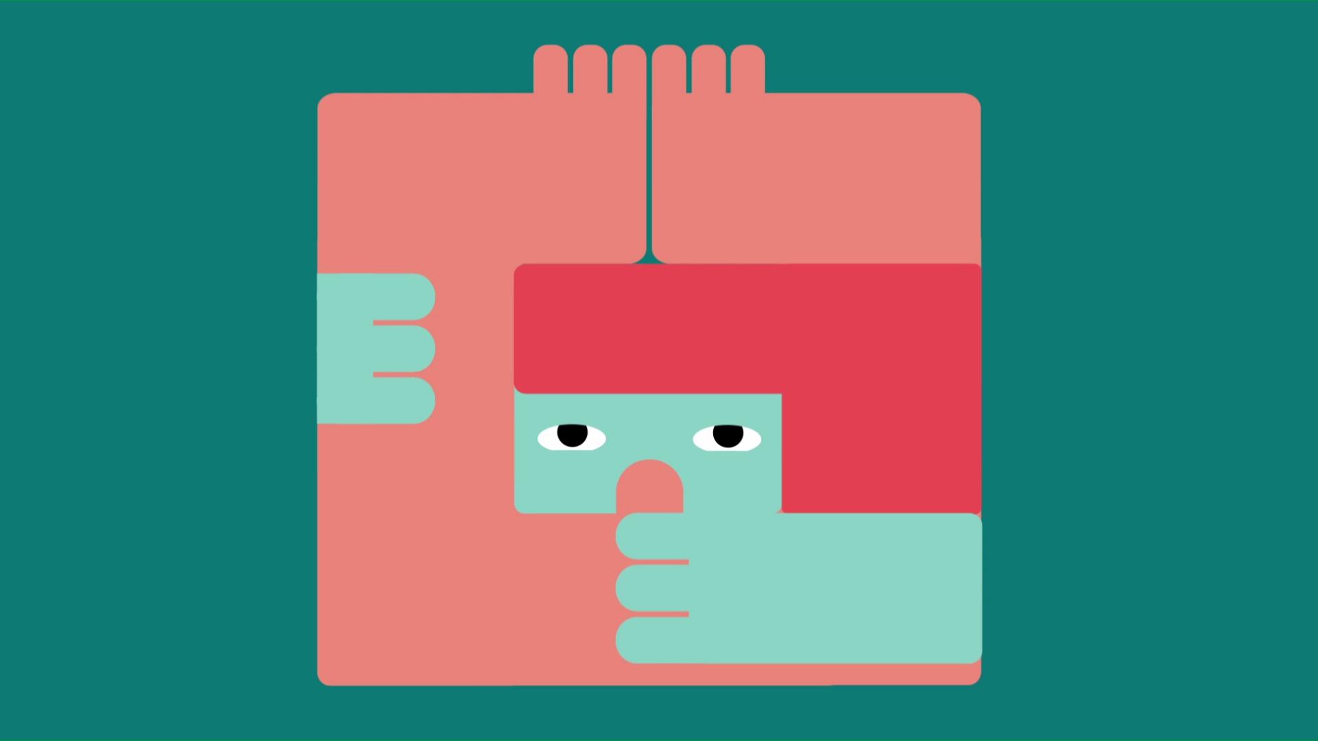 69 SEC de Laura Nicolas, 2016, Animation, 2'   Dans un carré, un couple s'imbrique et se remodule comme un jeu de puzzle.