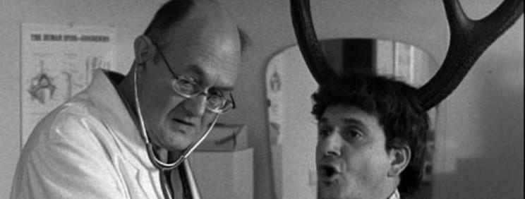 LE GÉNÉRALISTE de Damien Chemin, 2006, fiction, 6'   Hier soir, Richard n'a pas touché au gigot. C'est grave, docteur ?