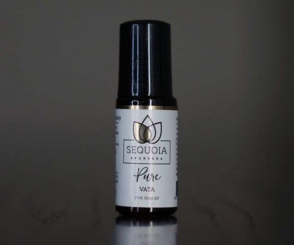 Sequoia Ayurvedic Perfume - Ayurvedic perfume to soothe and groundSHOP NOW>>