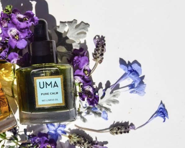 UMA Oils - Made from botanicals raised on their 100-acre meadow which was chosen for its nutritious soil. These delicious blends incorporate Ayurveda and aromatherapy wisdom to help create balance and counter modern ailmentsSHOP NOW>>