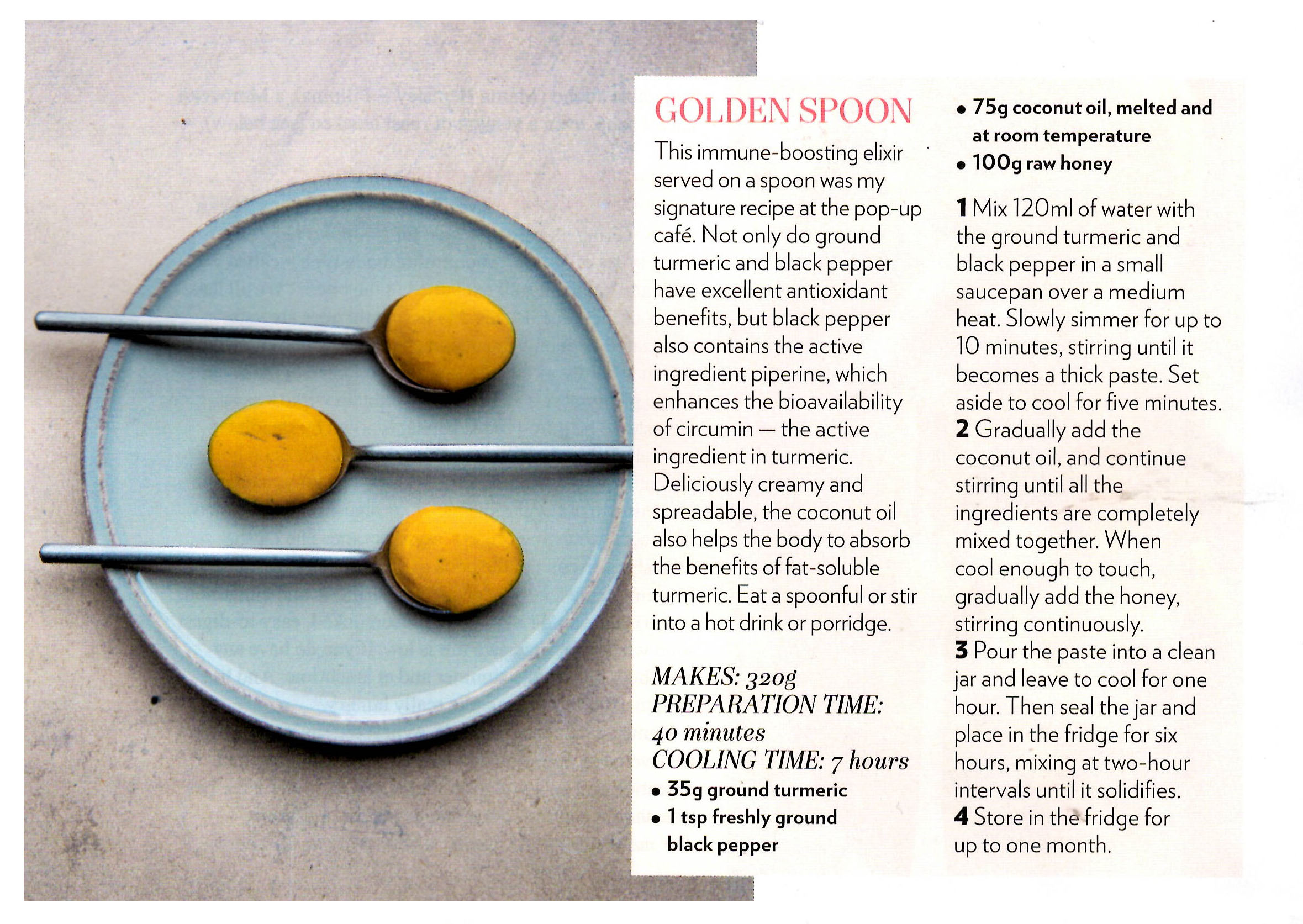Red Magazine, golden spoon recipe.jpg