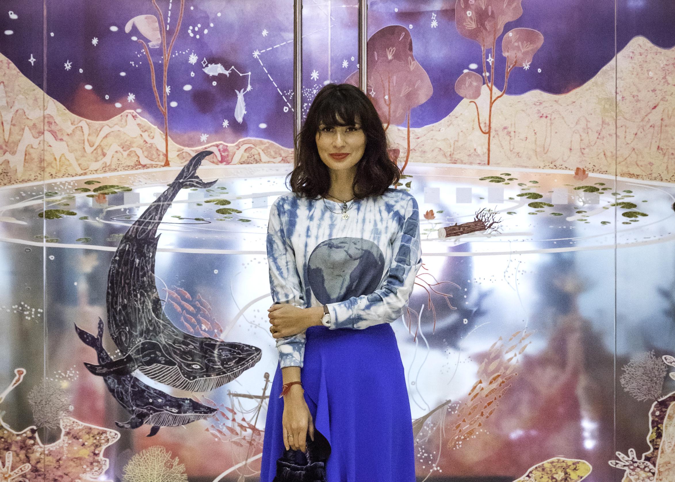 Top -  Story MFG. , Skirt -  S.dress , Bag -  Maison M