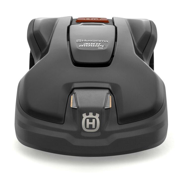 Husqvarna 305 - the modern mower for smaller lawns