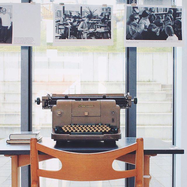 Exhibition at The Municipal Library of Akureyri. #akureyri