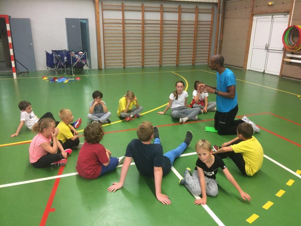 Ecole de Volley Luc sur Mer