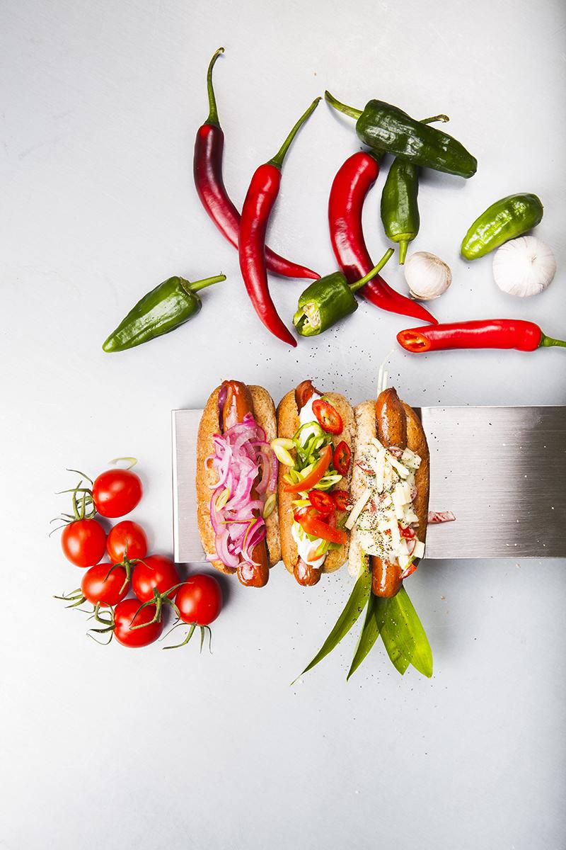 Atria foodservice - konceptfotografering