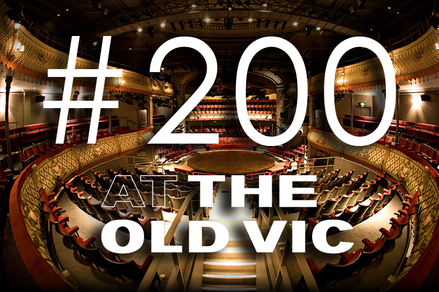 The Old Vic's Bicentennial    Starring Tim Minchin, Damian Lewis, Helen McCrory    Shot over one day with five cameras.
