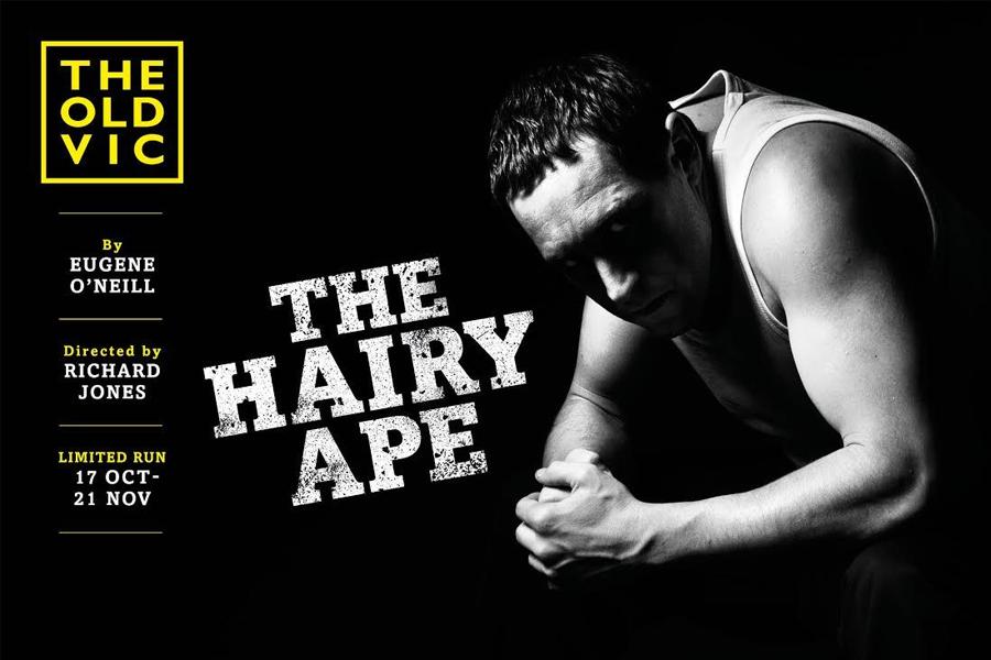 The Hairy Ape    Starring Bertie Carvel, Adam Burton, Buffy Davis    Shot on six cameras across two performances
