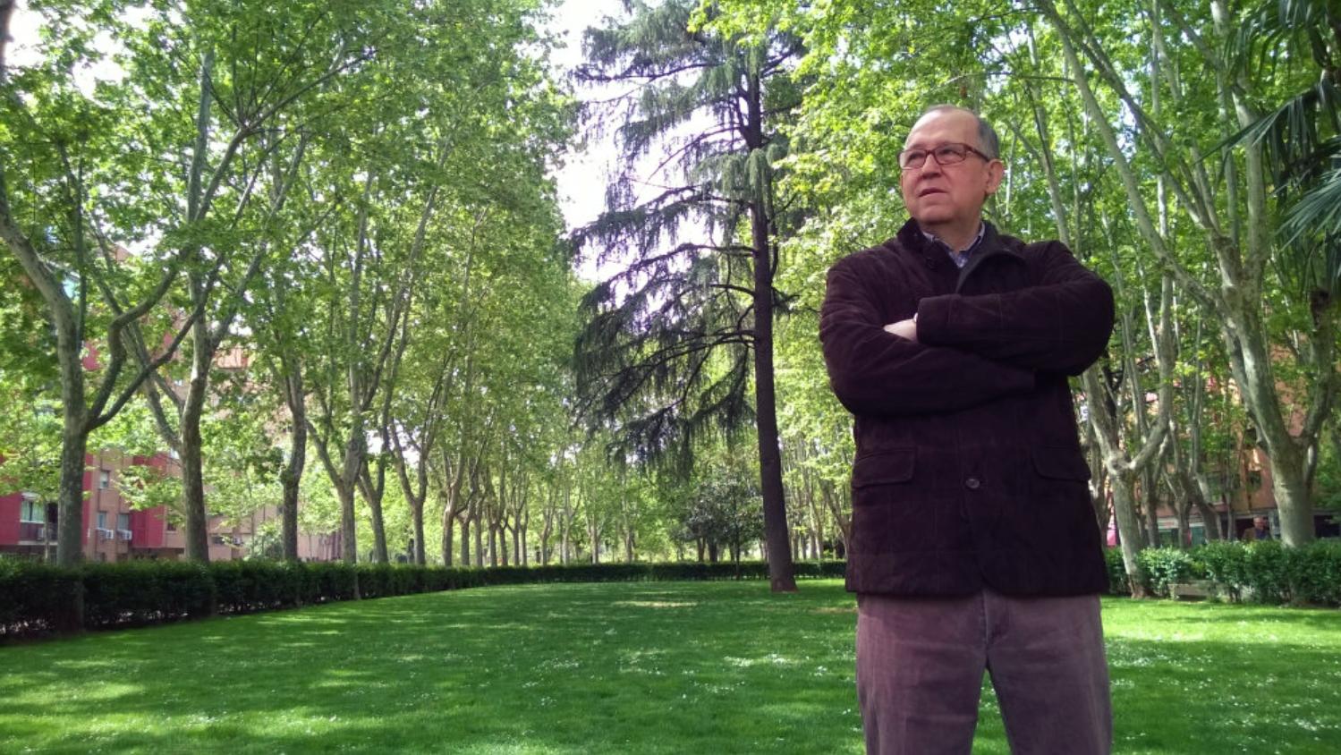 José Félix del Puerto Almazán en Madrid (2016)