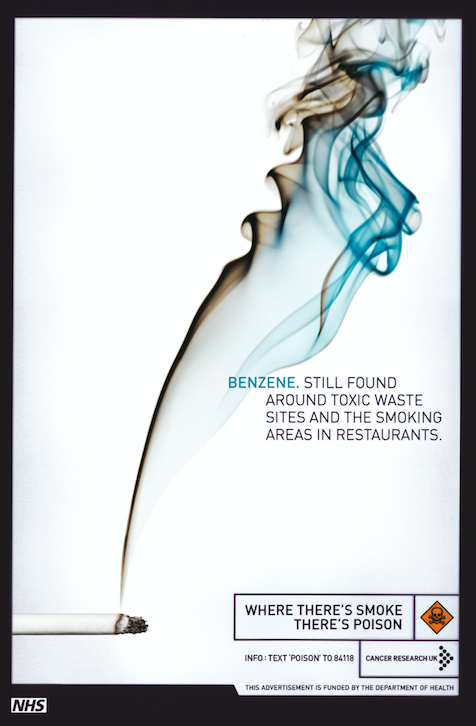 Smoke is Poison Poster & Press