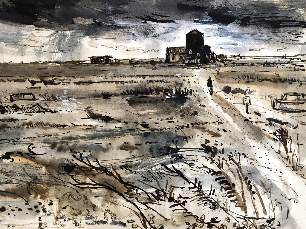 Orford Ness II