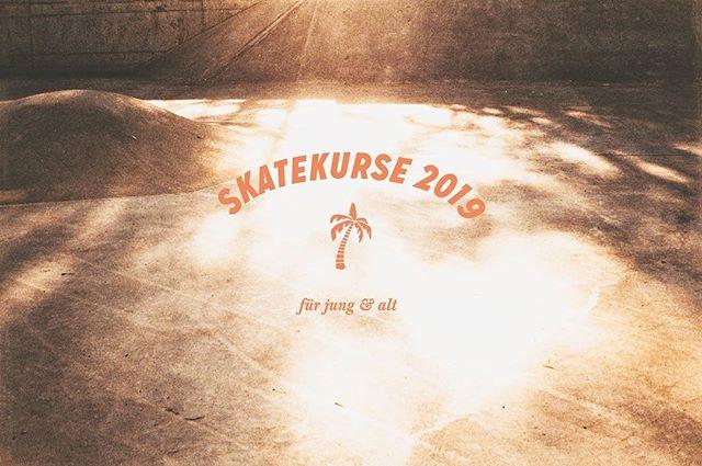 Endlich - Die Skatekurse sind da. Nach langem konzipieren haben wir uns eine Strategie erarbeitet wie wir das Skaten am besten weitergeben können. Wie das ganze abläuft erfährst du auf unserer Website! Bei Fragen oder Anregungen kannst du uns auch jederzeit ein email schreiben!  Immer fruchtig bleiben!  #skateboardkurse #skatenlernen #spass #sonne #arbon #skateclub