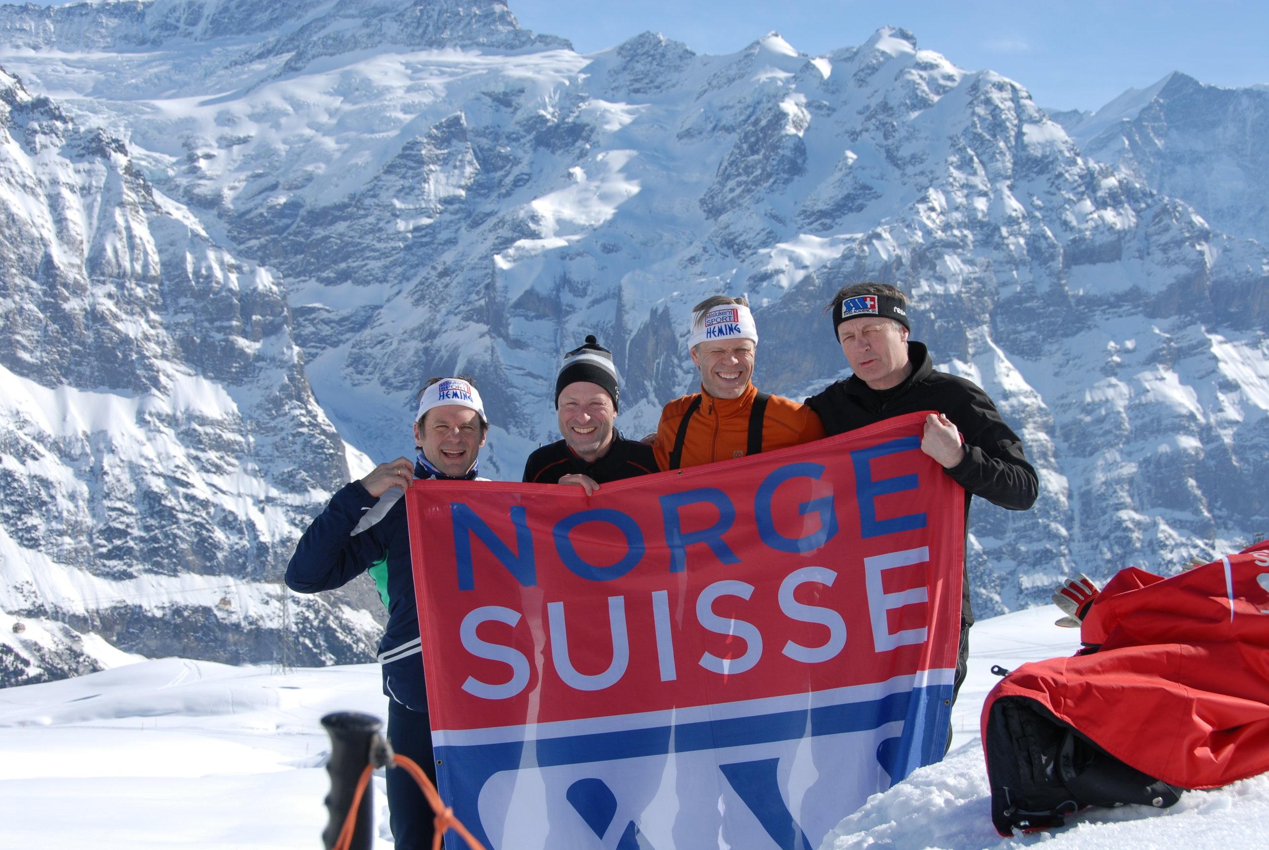 SAS Norge   Ski Jump