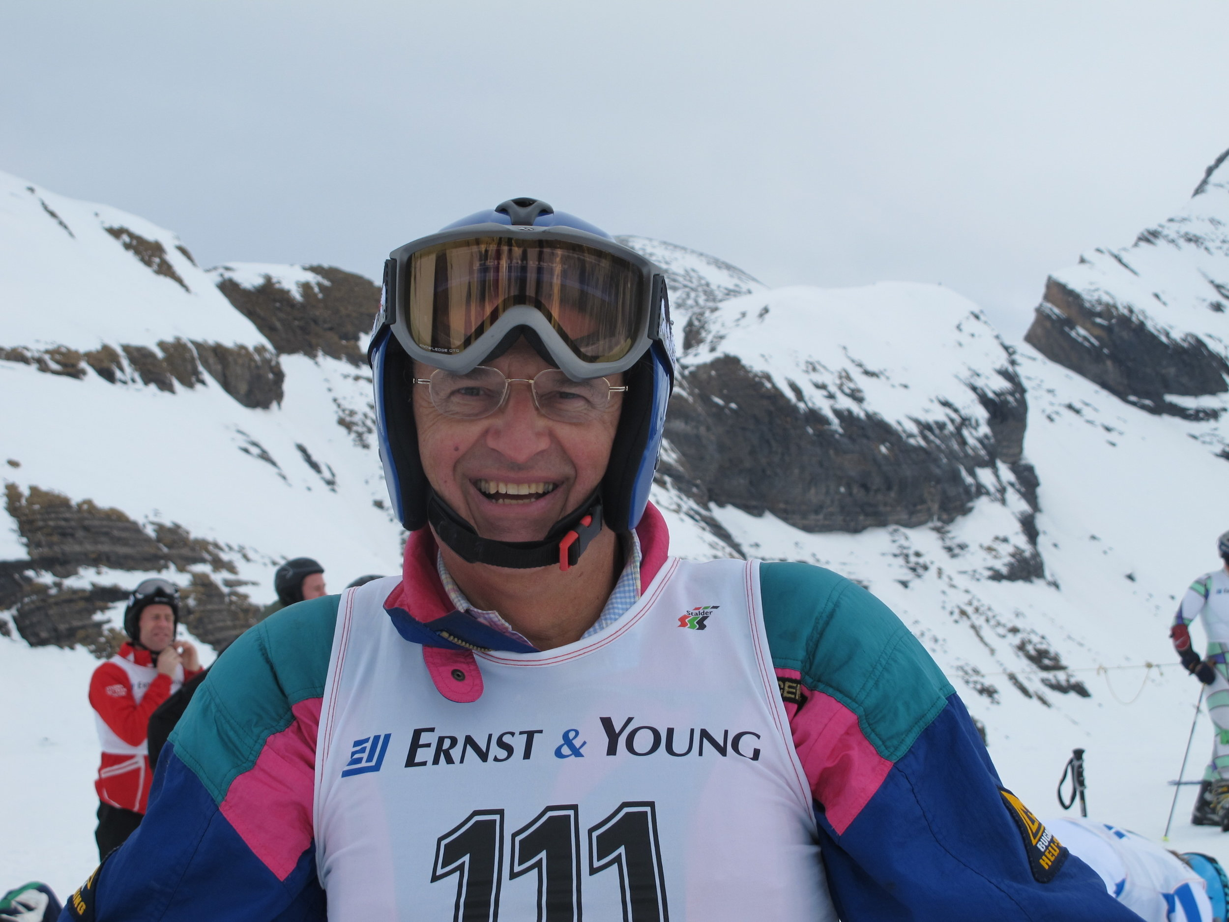 Ivan Wagner   Patron of the International SAS Pentathlon