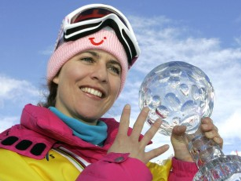 Manuela was born 1978, the same year as the inaugural SAS International Pentathlon took place. Manuela is one of the world's most successful snowboard athletes. She was born and grew up very close to the slopes of the well-known ski resort Lenzerheide and made her first attempts on the snowboard as a thirteen year old girl. Three years later, she came in second in the junior world championship, which prompted her to go for a professional snowboarding career. At the end of her first year as professional, she won the Swiss Halfpipe championship, before her international career really took off: Runner-up in the world championships in Whistler Mountain in 2005 and seventh in the Olympics in Turin the following year. Her biggest single achievement was her victory world champion title in Half-pipe on home turf in Arosa in 2007. In addition, Manuela won the overall world cup in the Half-pipe four times.  Manuela withdrew from her career at the end of the 2008 season, but chose to return in the fall of 2009 to participate in the 2010 Olympics in Vancouver. She qualified for the event and made a good run for the final, but unfortunately crashed. Following the definitive end of her athletic career, Manuela now devotes her talent and energy as an ambassador for the good of children and nature. In the summer of 2010, she completed her education in Sales and Marketing and she also acts as a promoter for various sports brands.