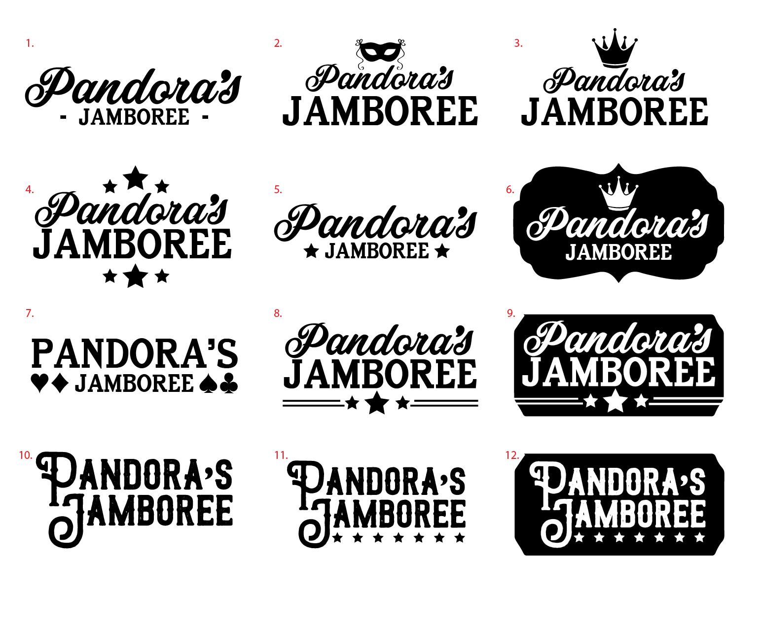 Pandora's Jamboree Logo Variations 1-01.jpg