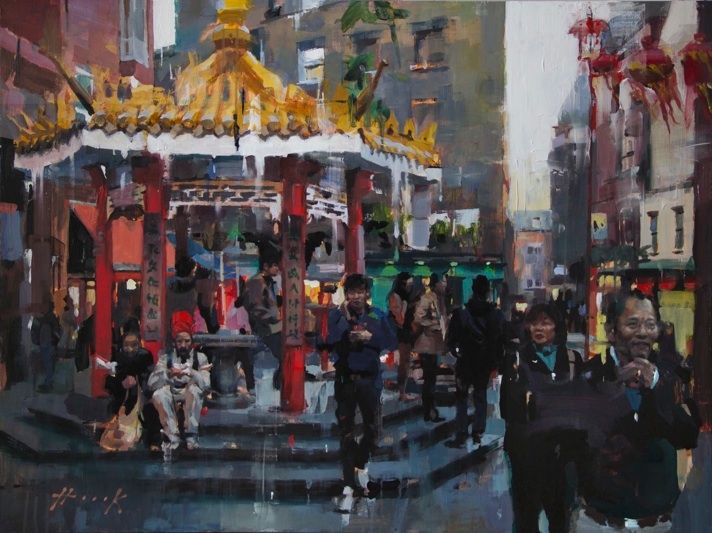 Market Pagoda (China Town)