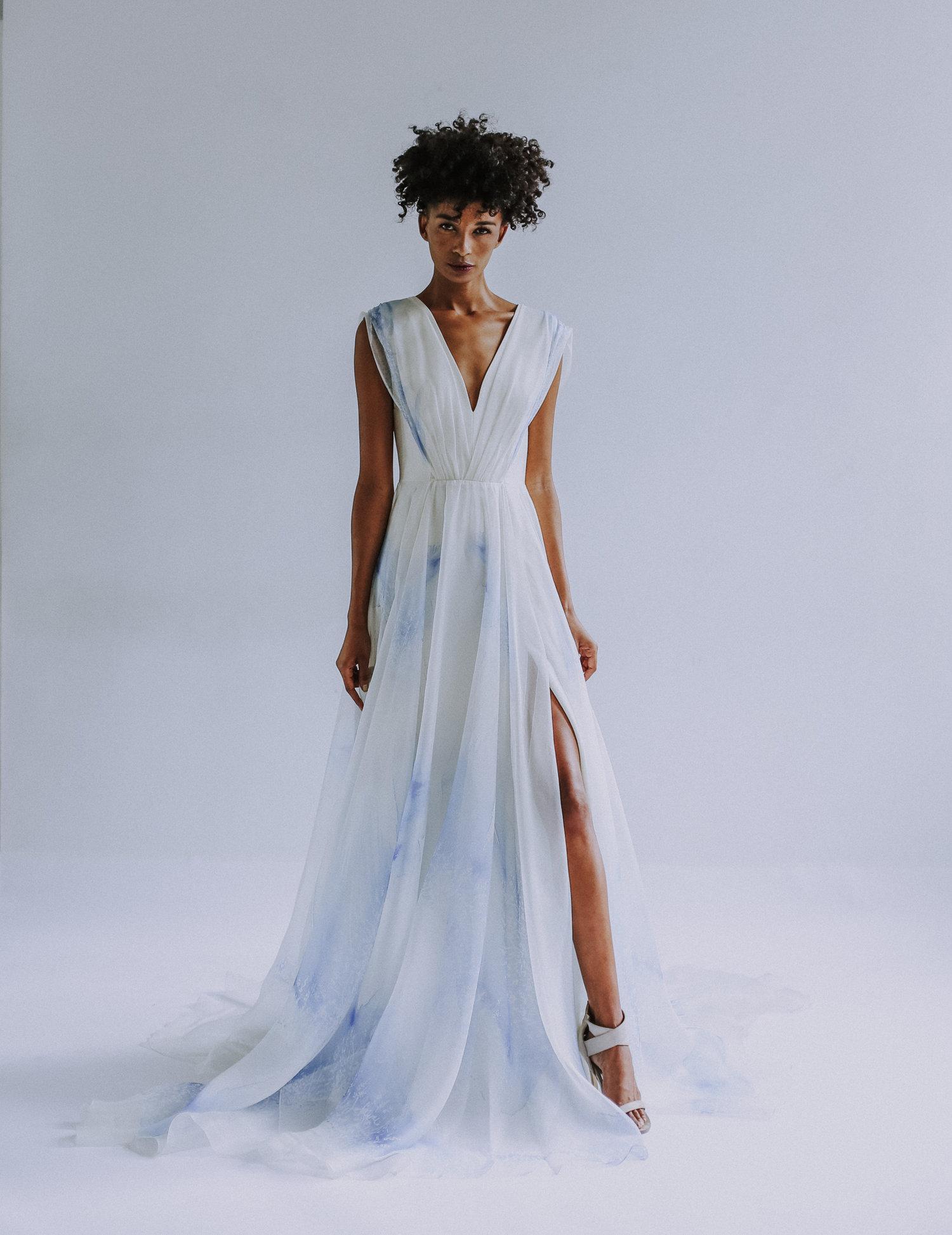Dubois Gown Leanne Marshall
