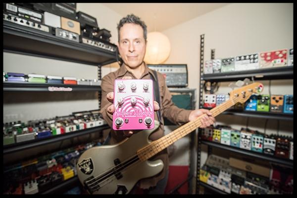 Juan Alderete at 5 Starr Sound Labs