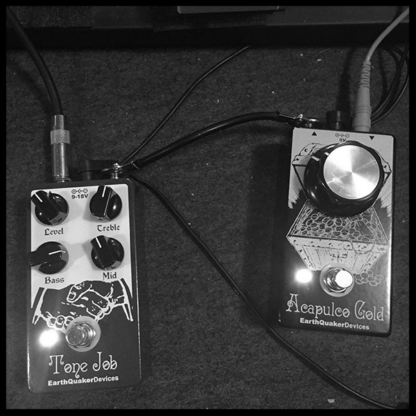 New Monthly Feature Aaron S Bass Hole Overdrive