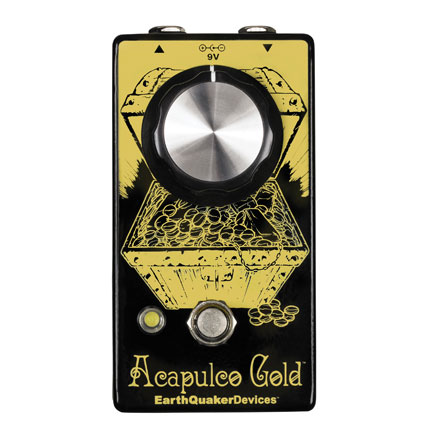 Acapulco Gold™   Power Amp Distortion  $129.00