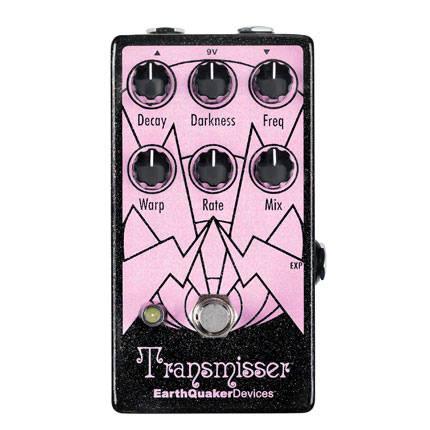 Transmisser™   Resonant Reverberator  $229.00