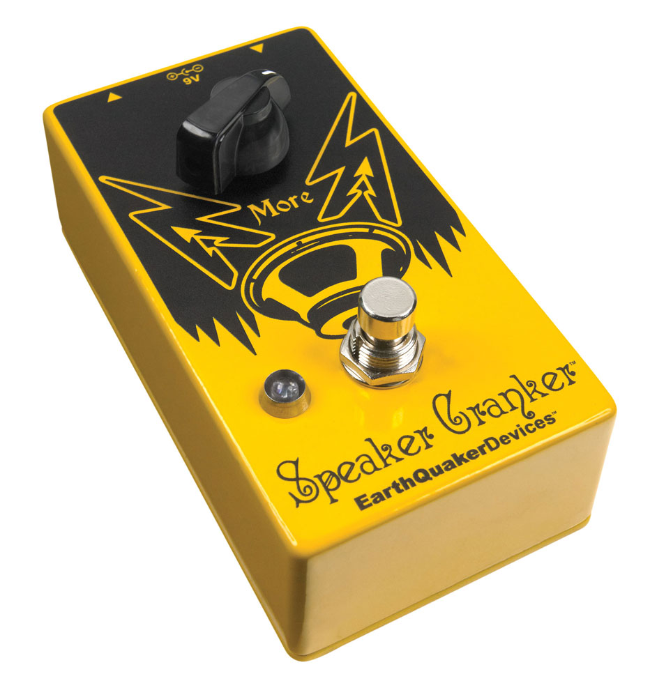 Speaker Cranker Overdrive — EarthQuaker Devices
