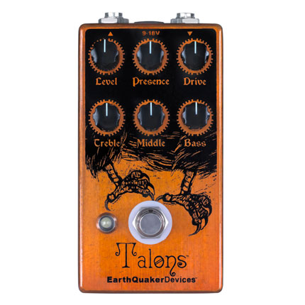 Talons™  High Gain Overdrive