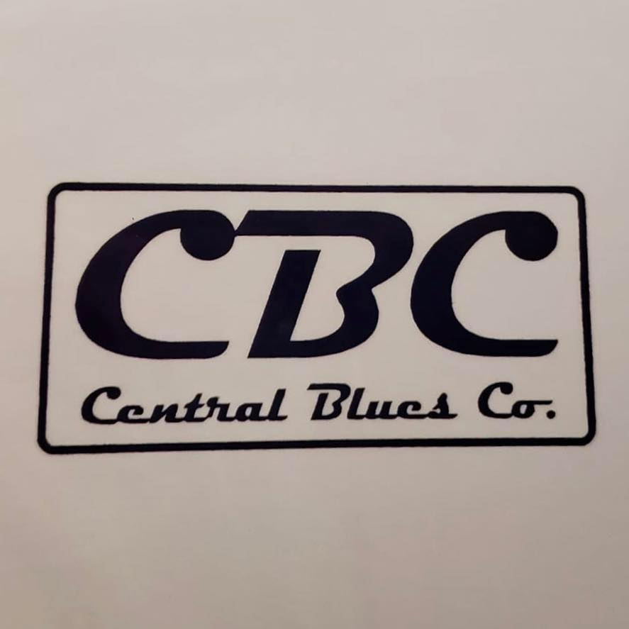 Central Blues Co. - s/t  Release Date: 9/20/18 Devices Used:  Black Eye  /  Hummingbird  /  Rainbow Machine  /  Grand Orbiter  /  Spatial Delivery
