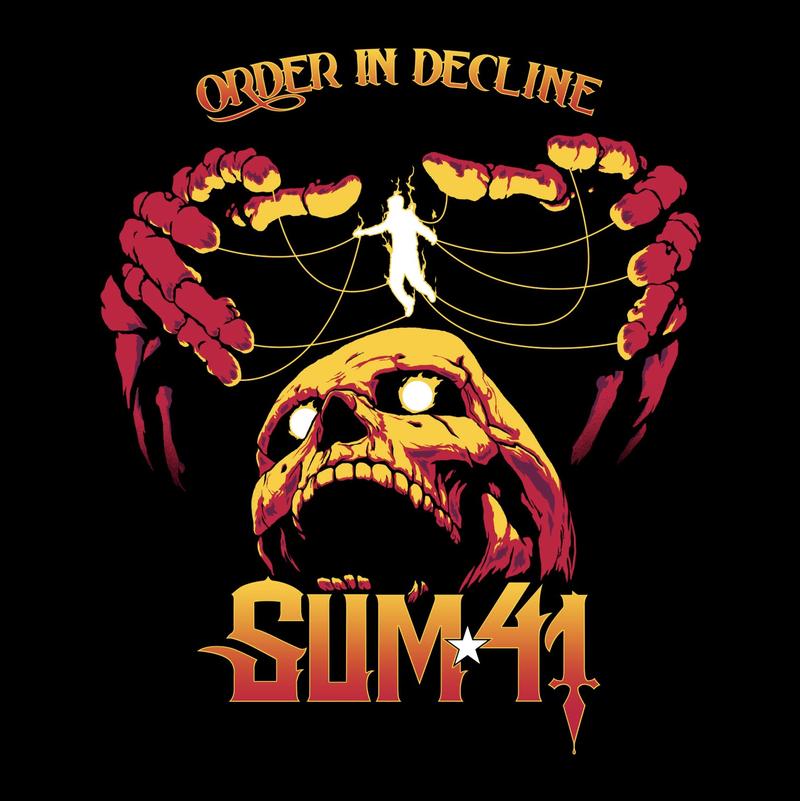 Sum 41 - Order in Decline  Devices Used:  Hoof Reaper  /  Palisades  /  Afterneath  /  Disaster Transport SR