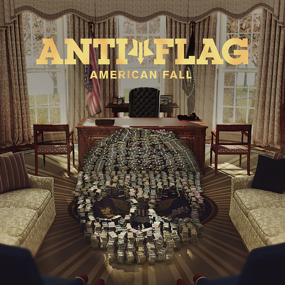 Anti-Flag - American Fail  Devices Used:  Ghost Echo