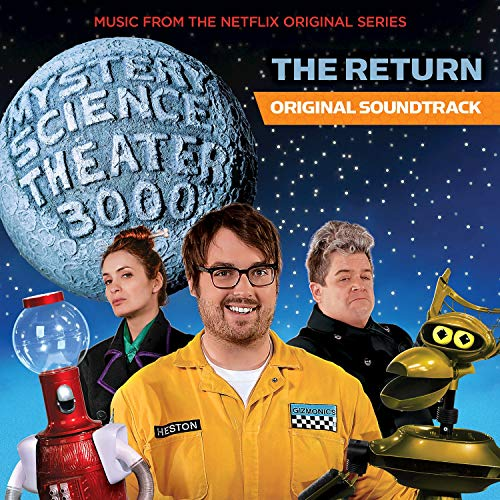 Har Mar Superstar - Mystery Science Theatre 3000 Original Soundtrack  Devices Used:  Hummingbird