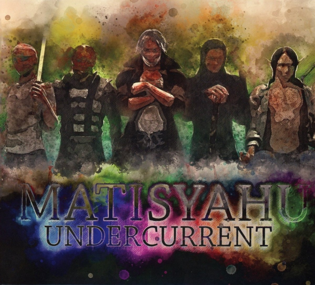 Matisyahu - Undercurrent  Devices Used:  Avalanche Run  /  Spatial Delivery