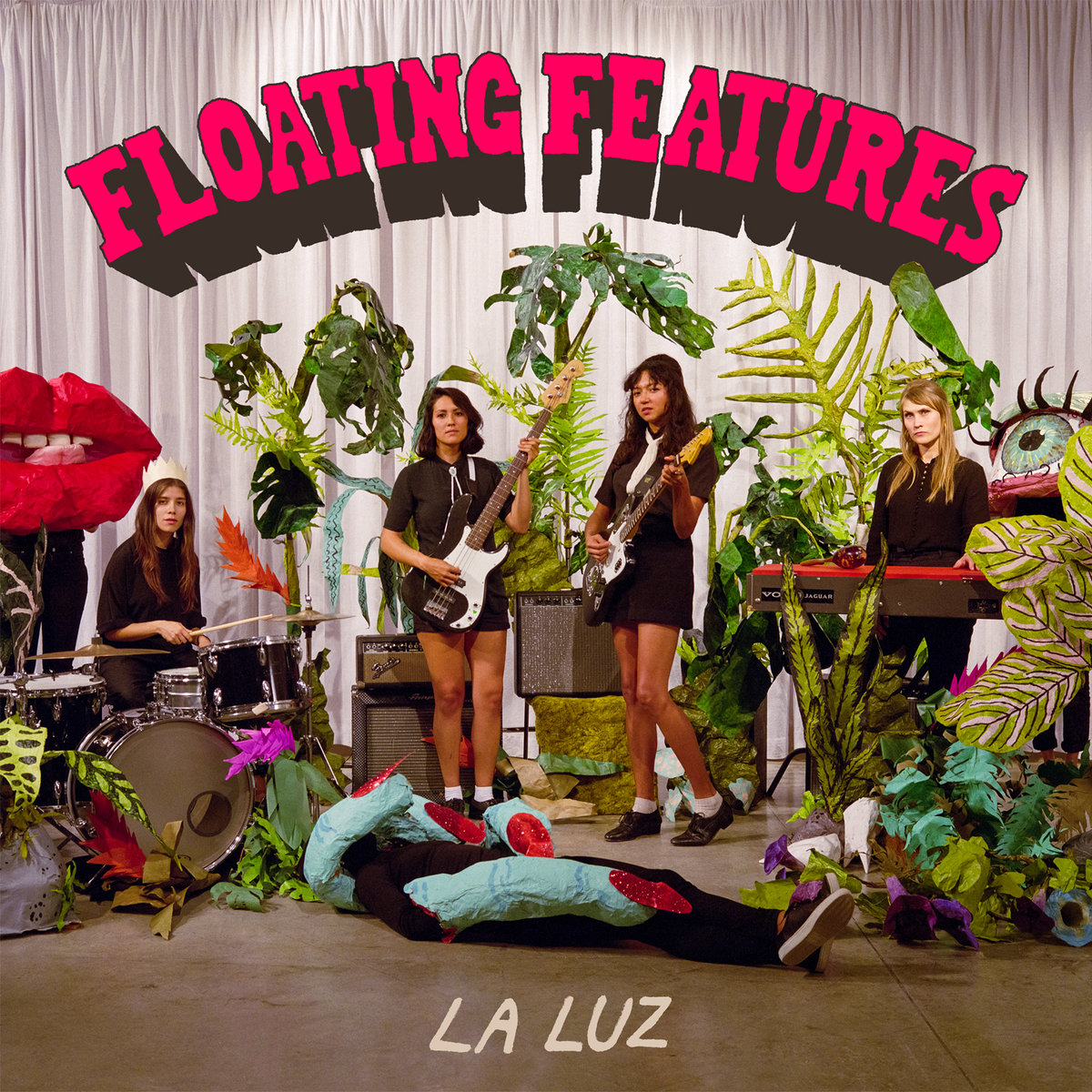 La Luz - Floating Features  Release Date: 5/11/18 Devices Used:  Disaster Transport SR