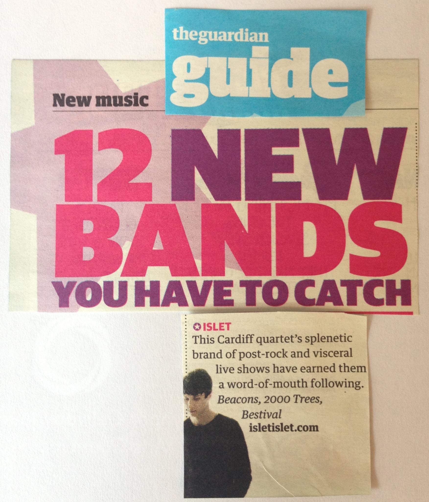 Guardian Guide 2010